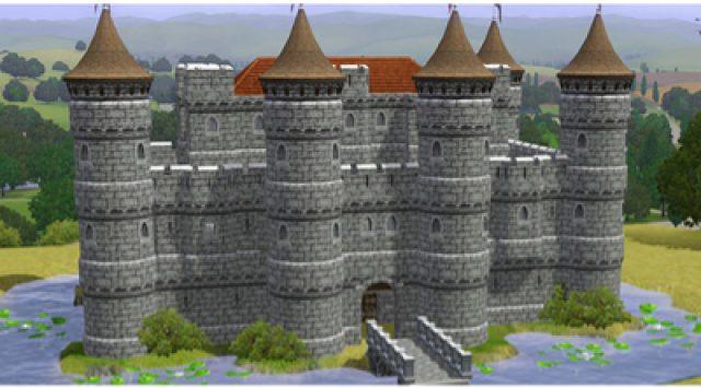 kasteel ridder