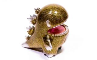Kleuter: Dino in glitterland